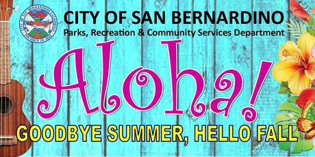 Verdemont Aloha Celebration tickets