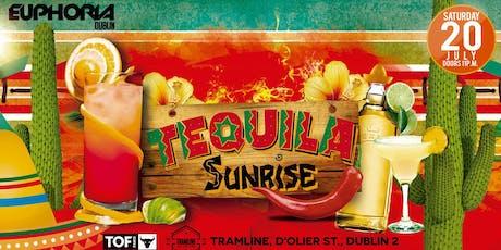Euphoria presents Tequila Sunrise with DJ Alex Lo (Mexico) tickets