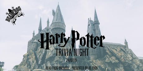 Harry Potter Trivia at Dead Frog Brewery tickets