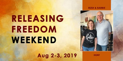 Releasing Freedom Weekend