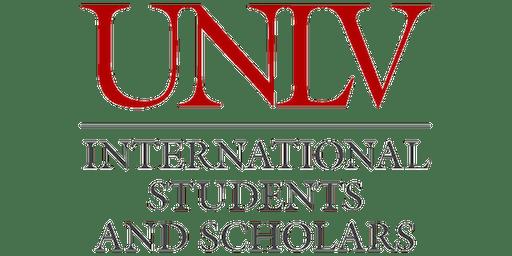 New International Student Orientation, Fall 2019