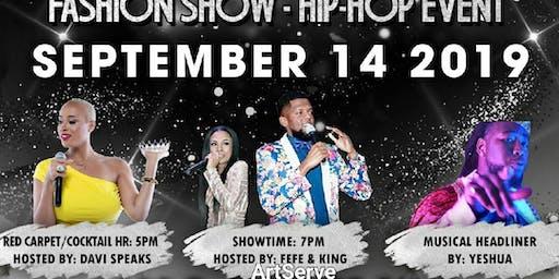 The Double Platinum Hip Hop & Fashion Show