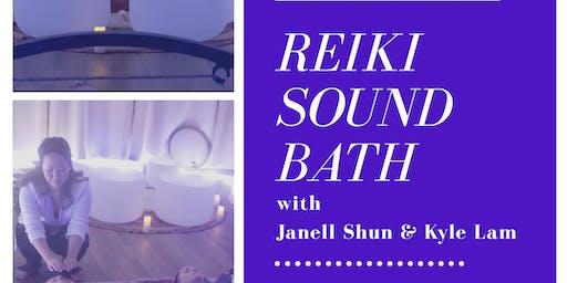 Reiki Sound Bath (SOLD OUT)