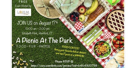 A Picnic at the Park tickets