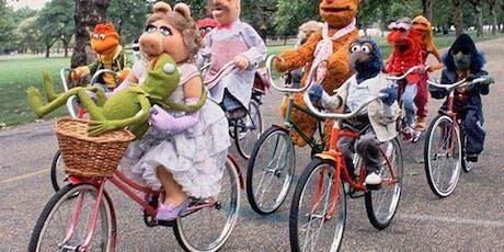 Bike Gang, Brews & Washboard Union tickets