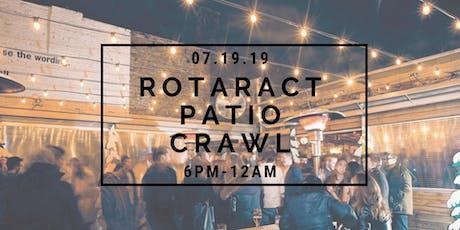 Rotaract Patio Crawl tickets