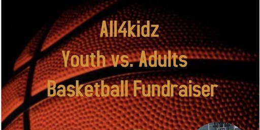 Youth vs Adults Basketball Game