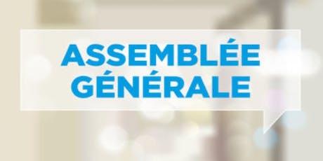ASSEMBLÉE GÉNÉRALE ANNUELLE tickets