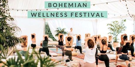Bohemian Wellness Festival  tickets