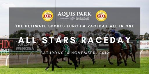 All Stars Raceday