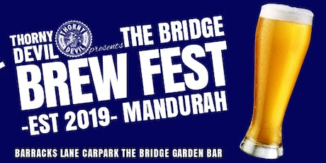 The Bridge Brew Fest tickets