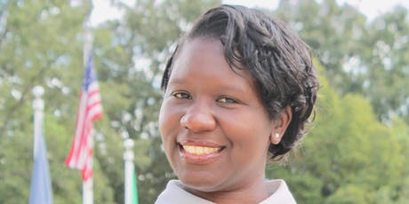 FACE the Future - Conversations with School Board Candidate Alicia Atkins tickets
