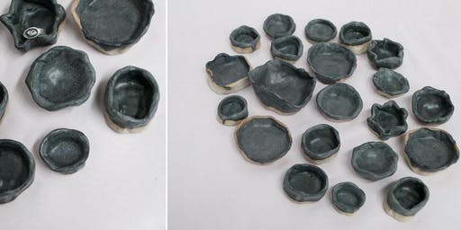 MAKE A PINCH BOWL / Hand forming Clay with Maddy Rowley