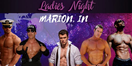 Marion, OH. Magic Mike Show Live. American Legion Post 10
