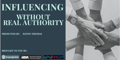 """Influencing without """"Real Authority"""""""