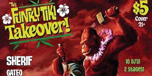 The Funky Tiki Takeover!