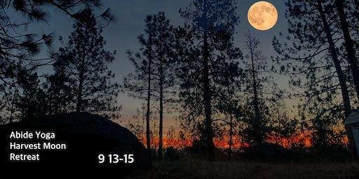 Abide Yoga Harvest Moon Retreat