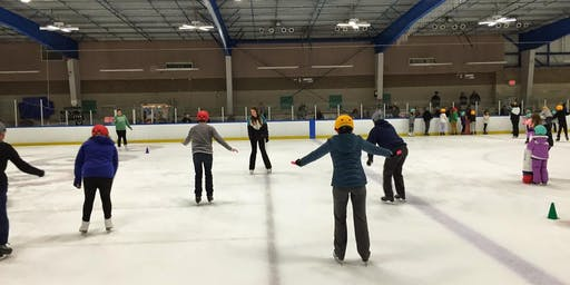 SMS Sacramento is going ice skating at Skatetown!