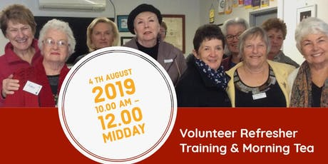 OGWC Volunteer Training Day tickets