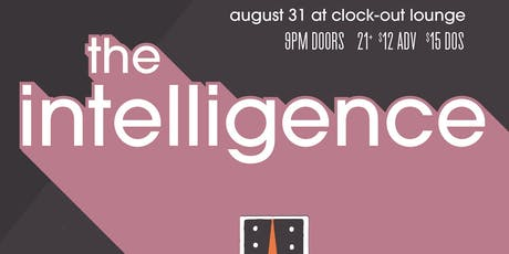The Intelligence tickets