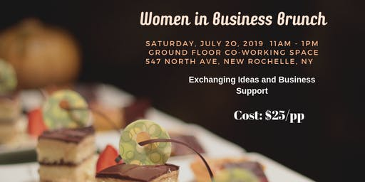 Women in Business Brunch