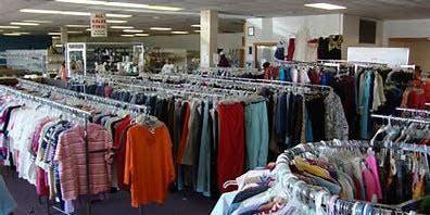 CJ's Thrift Shop Hop