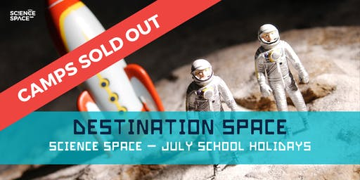 Space Camps at Science Space *SOLD OUT*