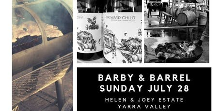 Barby and Barrel: Tasting premium wines from barrel with Winemaker & lunch tickets