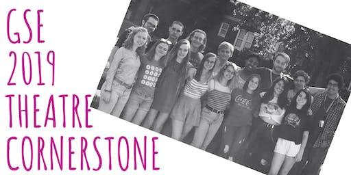 2019 GSE Theatre Cornerstone