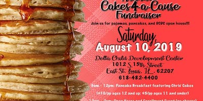 5th Annual Cakes for a Cause