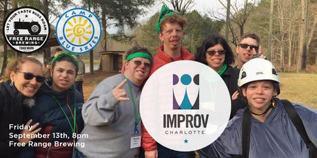 Improv Charlotte // Improv Comedy Benefiting Camp Blue Skies tickets