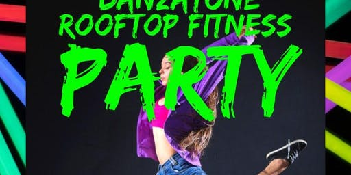 Rooftop Fitness Party