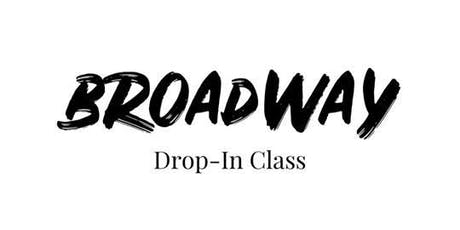 BROADWAY - Drop In Class tickets