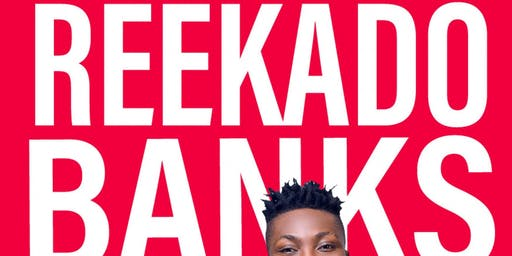 REEKADO BANKS Live Concert In ARIZONA