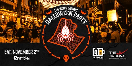Loudoun's Largest Halloween Party tickets