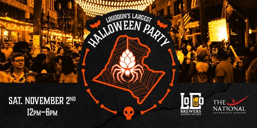 Loudoun's Largest Halloween Party