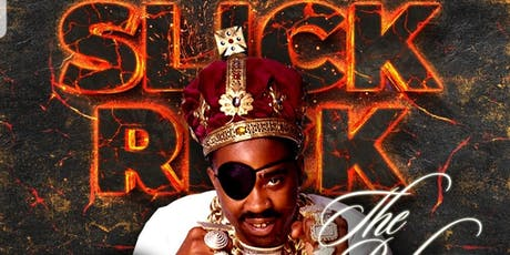 SLICK RICK | LEGENDARY NIGHTS | FRI JULY 26 @ STATS tickets