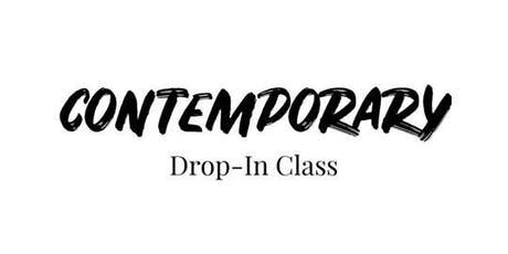 CONTEMPORARY - Drop In Class tickets