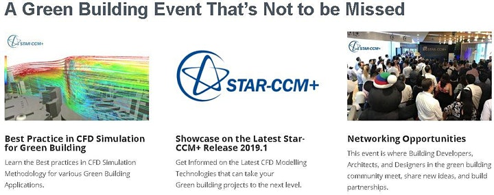 Simcenter Star CCM+ Conference 2019 @ The Siemens Center image