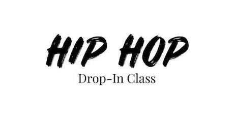 HIP HOP - Drop In Class tickets