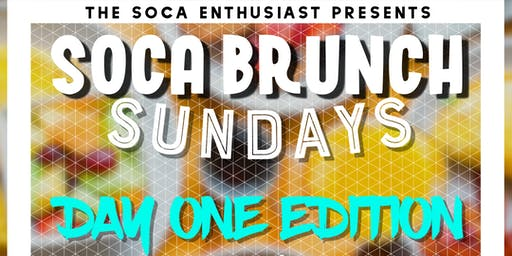 SOCA BRUNCH SUNDAYS