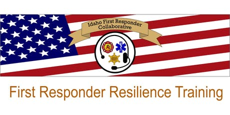 First Responder Resilience tickets