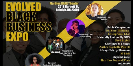 Evolved Black Business Expo tickets