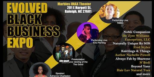 Evolved Black Business Expo