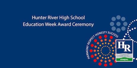 Education Week Award Ceremony tickets
