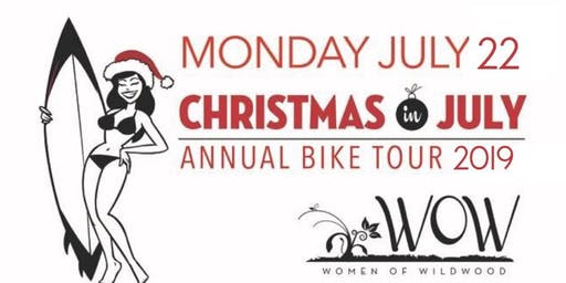 Christmas in July Bike Tour
