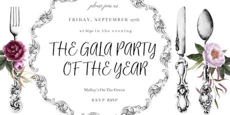 The Dinner Gala Party Of The Year tickets