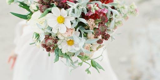 Bridal Bouquets & Boutonnieres Workshop