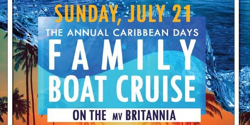 Caribbean Days Family Boat Cruise 2019