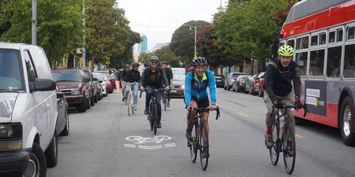 SF Bicycle Coalition Smart City Cycling 3: Road Practice